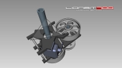 LionBit700 Getriebe CAD-Version